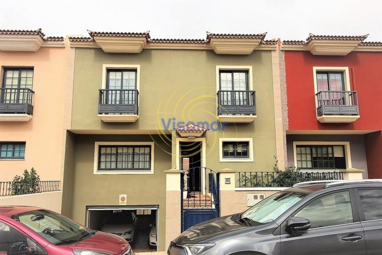Calle Juan Reyes Bartlet - Icod de los Vinos -