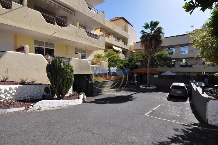 Calle El Horno.  Complejo Marina Palace - Adeje -
