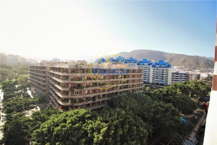 Avda. Reyes Catolicos - Santa Cruz de Tenerife -