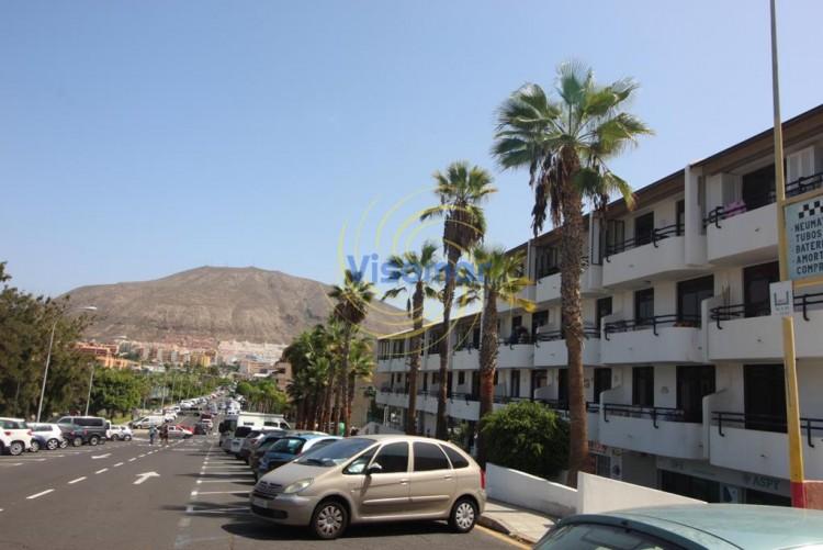 Avenida Chayofita - Los Cristianos -