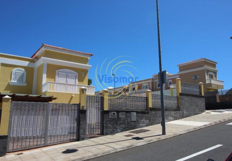 Calle Laurisilva  - Buenavista del Norte -